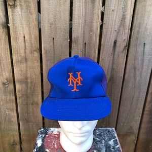 Vintage MLB New York Mets Men's Snapback